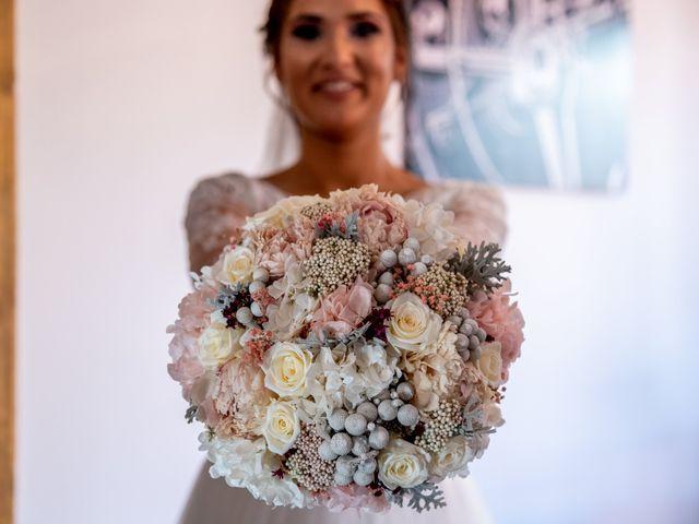 La boda de Fran y Marta en Iznalloz, Granada 23