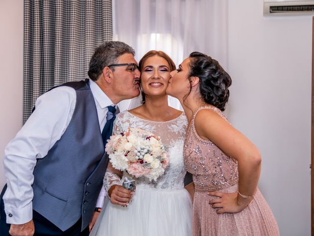 La boda de Fran y Marta en Iznalloz, Granada 24