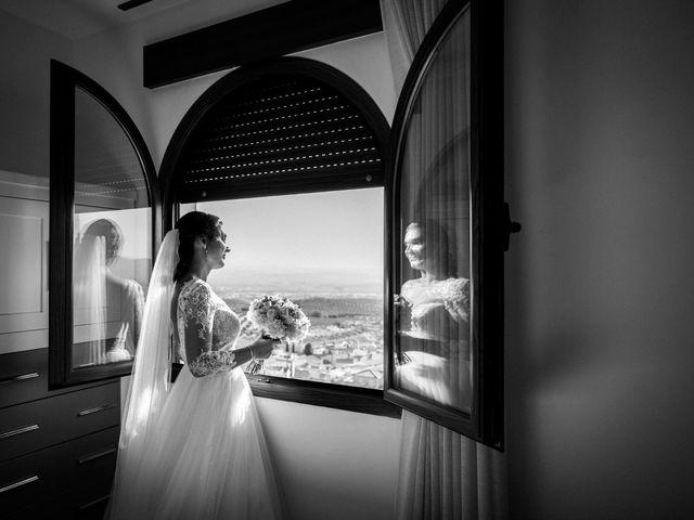 La boda de Fran y Marta en Iznalloz, Granada 25
