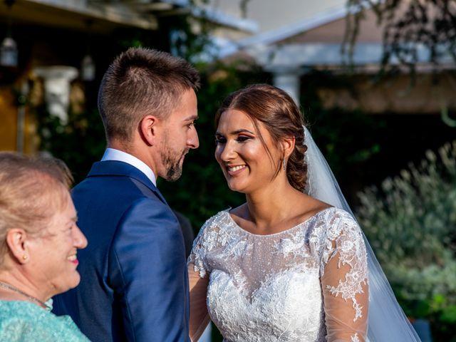 La boda de Fran y Marta en Iznalloz, Granada 34