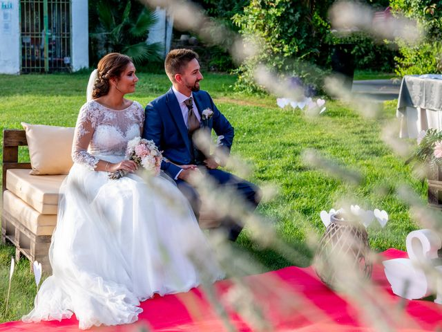 La boda de Fran y Marta en Iznalloz, Granada 35