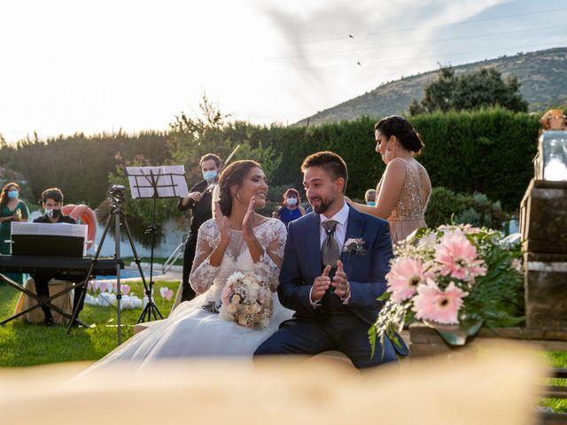 La boda de Fran y Marta en Iznalloz, Granada 36