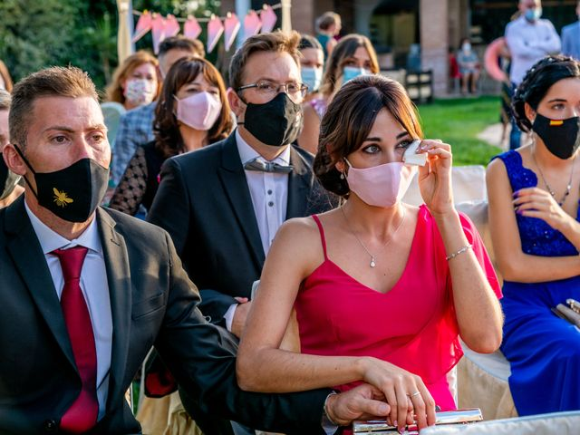 La boda de Fran y Marta en Iznalloz, Granada 41
