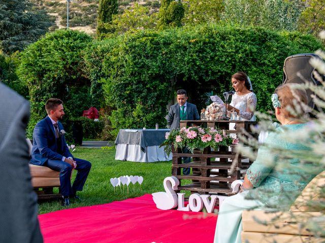 La boda de Fran y Marta en Iznalloz, Granada 46