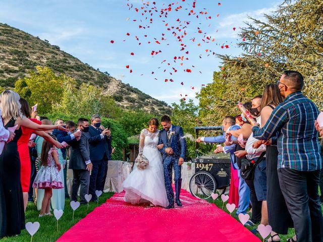 La boda de Fran y Marta en Iznalloz, Granada 50
