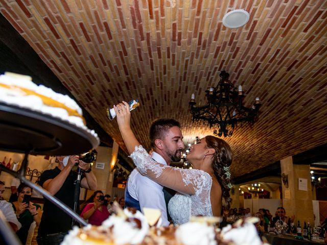 La boda de Fran y Marta en Iznalloz, Granada 62