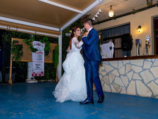 La boda de Fran y Marta en Iznalloz, Granada 66
