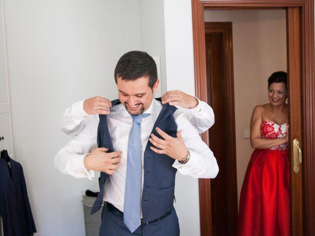 La boda de Pablo y Laura en Madrid, Madrid 3