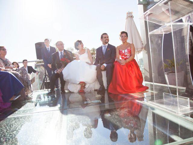 La boda de Pablo y Laura en Madrid, Madrid 1