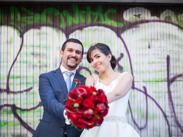 La boda de Pablo y Laura en Madrid, Madrid 20