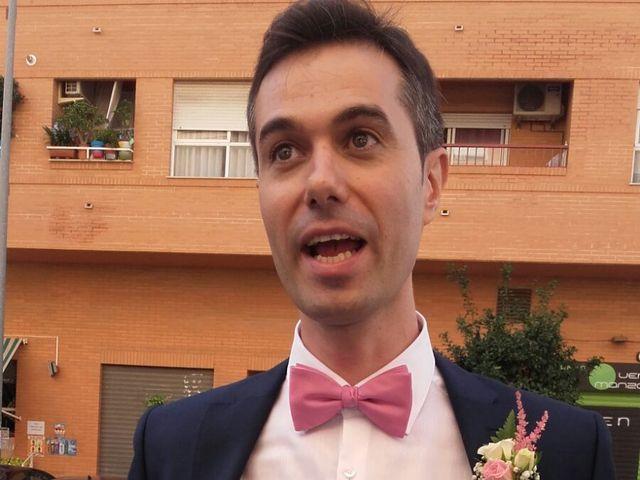 La boda de David y Cristina en Valencia, Valencia 5