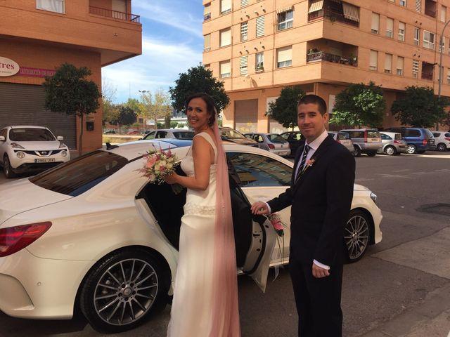 La boda de David y Cristina en Valencia, Valencia 6