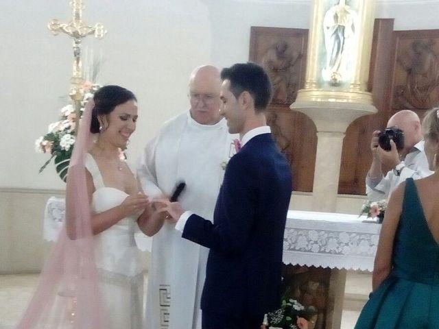 La boda de David y Cristina en Valencia, Valencia 9