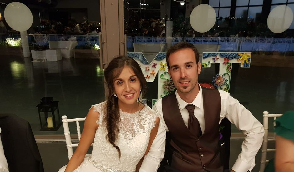 La boda de Mario y Tamara en Ponferrada, León