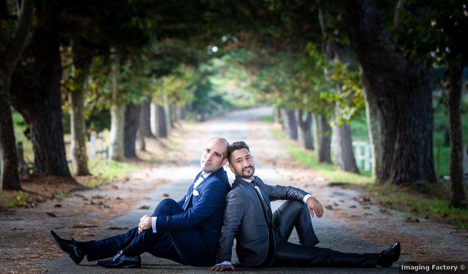 La boda de Rafa y Marc en Ponferrada, León