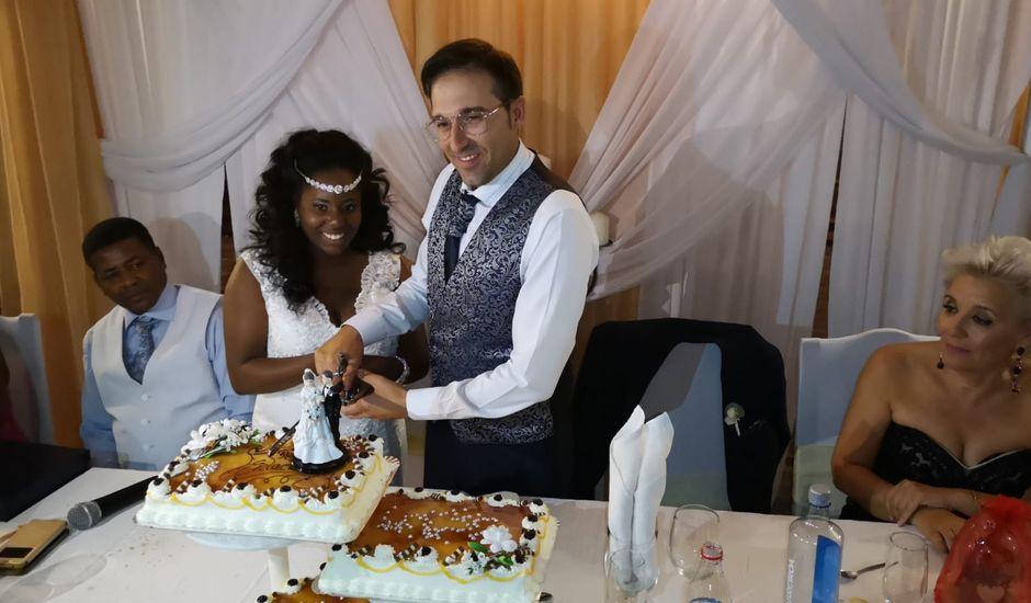 La boda de Cristian y Aybeel en Alcorcón, Madrid