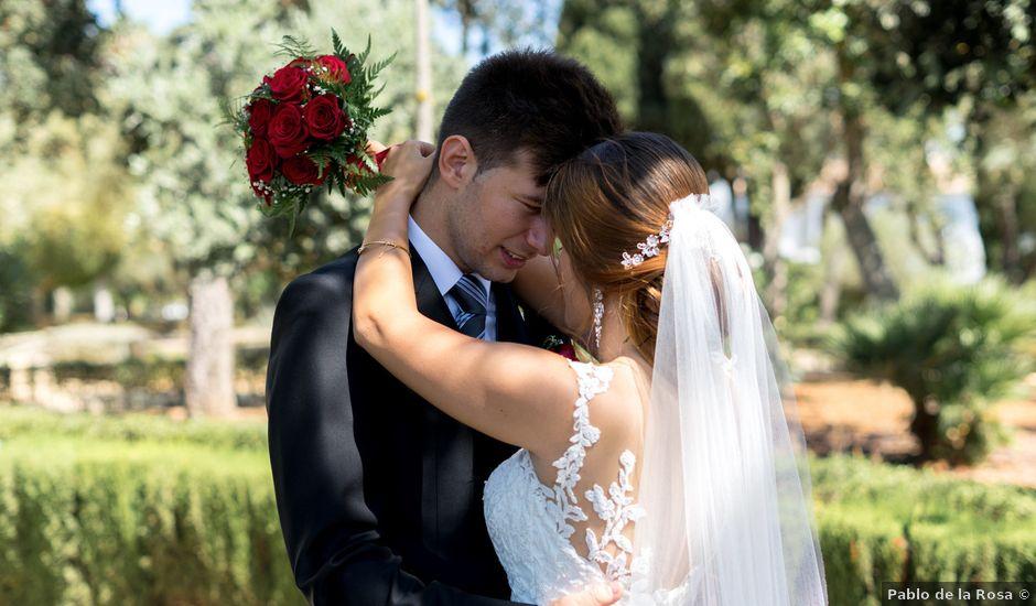 La boda de Dani y Anabel en Chiclana De La Frontera, Cádiz