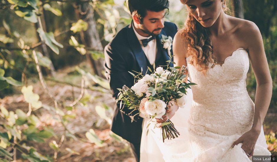 La boda de Dennis y Nora en Vejer De La Frontera, Cádiz