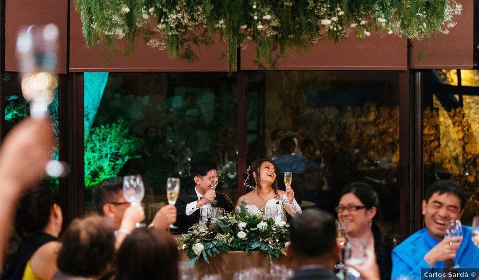 La boda de Paul y Carolina en Tarragona, Tarragona