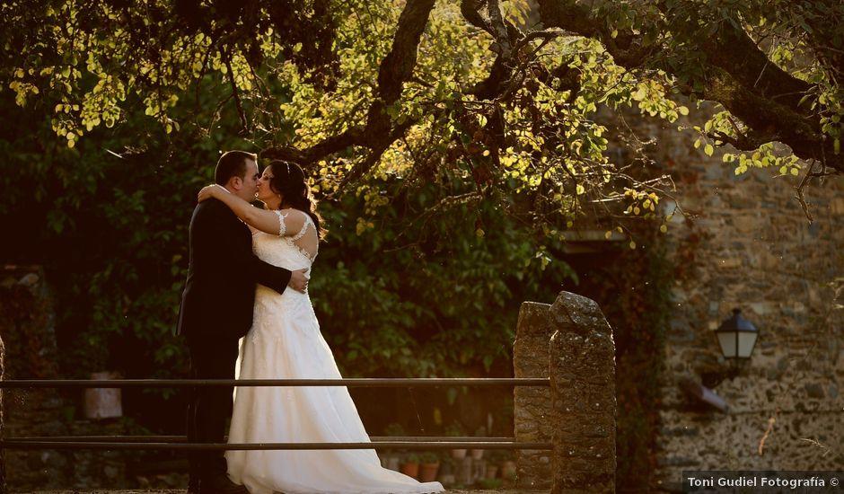 La boda de Alberto y Lorena en Plasencia, Cáceres