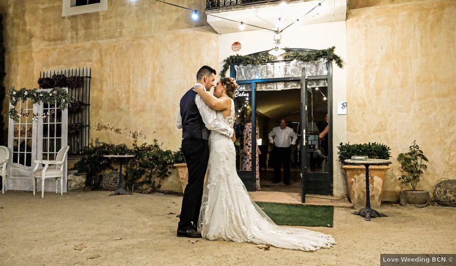 La boda de Nando y Andrea en Alella, Barcelona