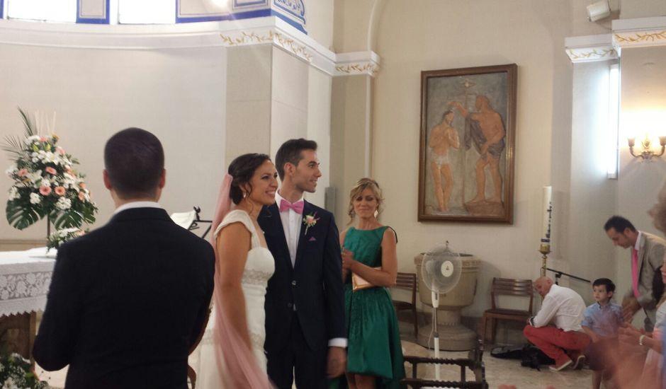 La boda de David y Cristina en Valencia, Valencia