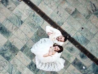 La boda de Javier y Beatriz