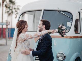 La boda de Keki y Javier
