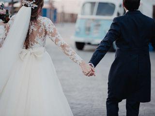 La boda de Keki y Javier  2