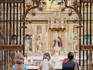 La boda de Keki y Javier  3