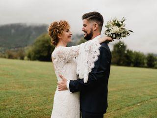 La boda de Luis y Ainara