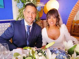 La boda de Maria y Pedro Javier