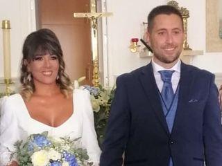 La boda de Maria y Pedro Javier  3
