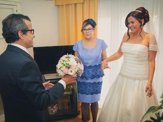 La boda de Amelia y Víctor 2