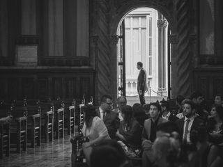 La boda de Amelia y Víctor 3