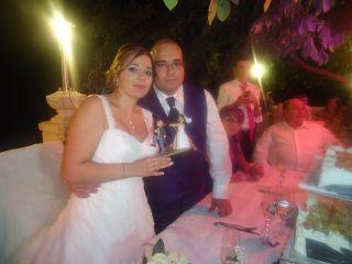 La boda de Angeles  y Marcos