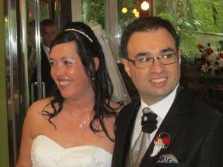 La boda de Mauxi y Jose