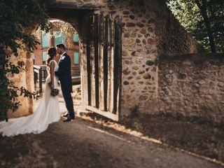 La boda de Abel  y Maria