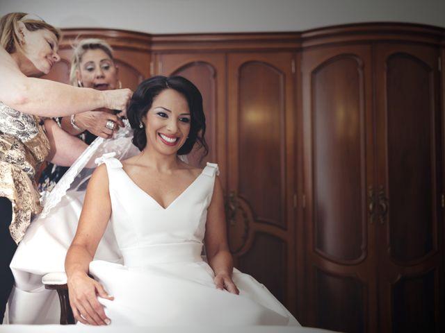 La boda de Antonio y Mª Del Carmen en Lepe, Huelva 15