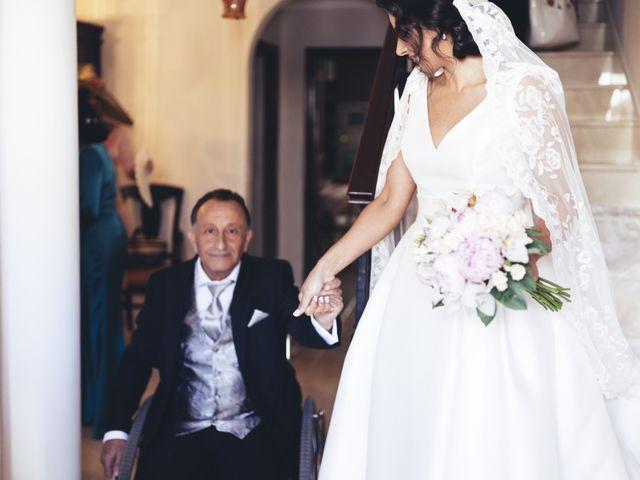 La boda de Antonio y Mª Del Carmen en Lepe, Huelva 17