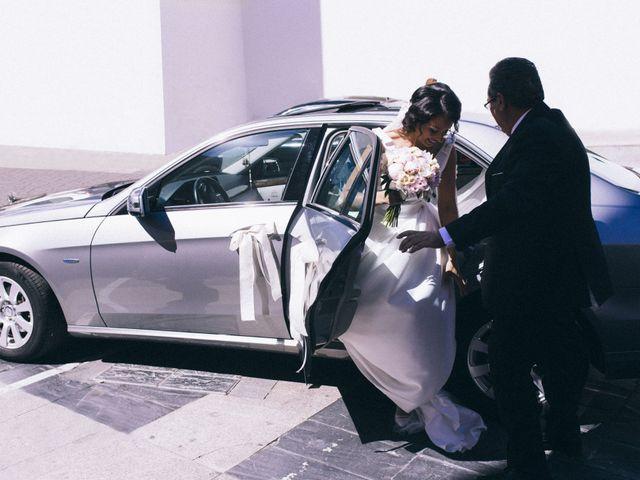 La boda de Antonio y Mª Del Carmen en Lepe, Huelva 19