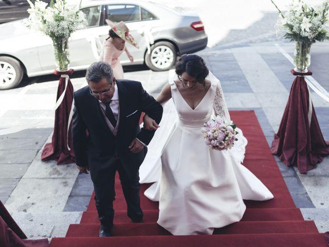 La boda de Antonio y Mª Del Carmen en Lepe, Huelva 21