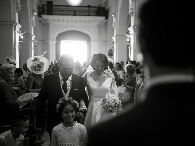 La boda de Antonio y Mª Del Carmen en Lepe, Huelva 23