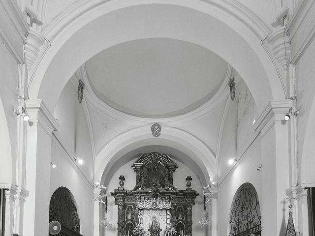 La boda de Antonio y Mª Del Carmen en Lepe, Huelva 25