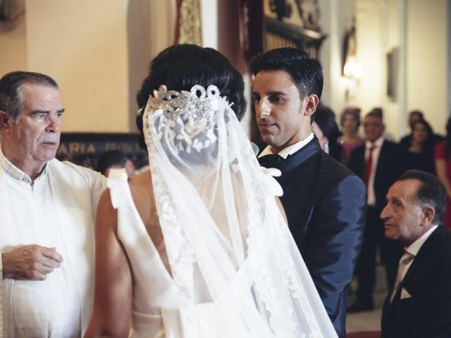 La boda de Antonio y Mª Del Carmen en Lepe, Huelva 26