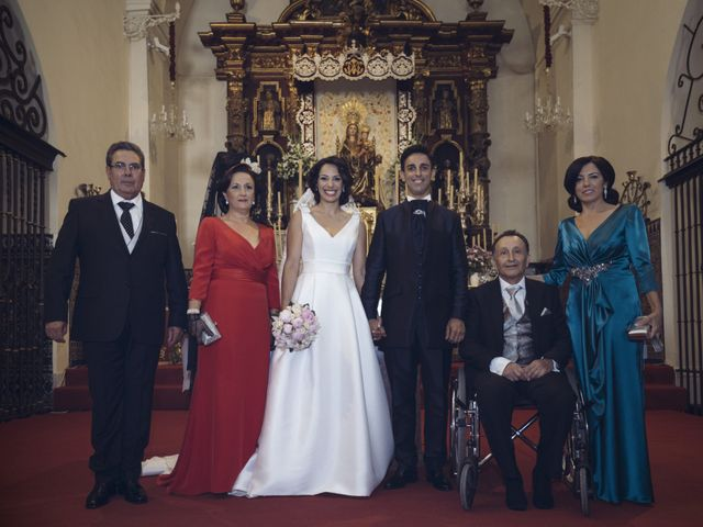 La boda de Antonio y Mª Del Carmen en Lepe, Huelva 34
