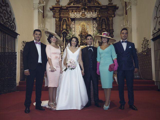 La boda de Antonio y Mª Del Carmen en Lepe, Huelva 36