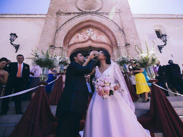 La boda de Antonio y Mª Del Carmen en Lepe, Huelva 39
