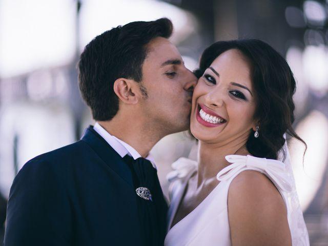 La boda de Antonio y Mª Del Carmen en Lepe, Huelva 42
