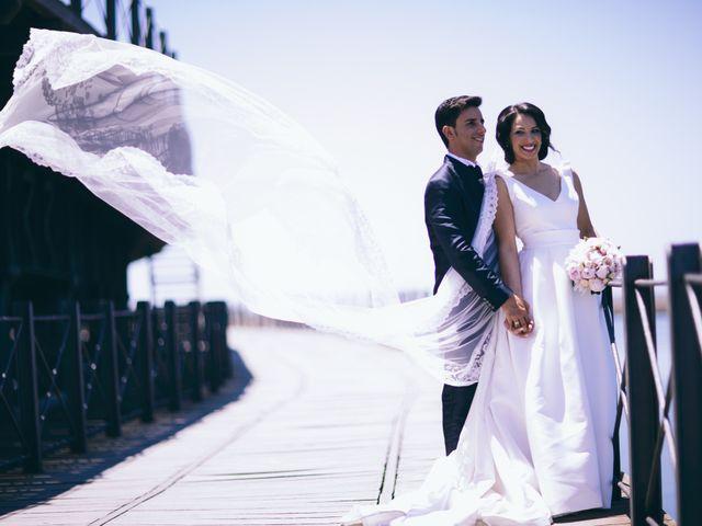 La boda de Antonio y Mª Del Carmen en Lepe, Huelva 45